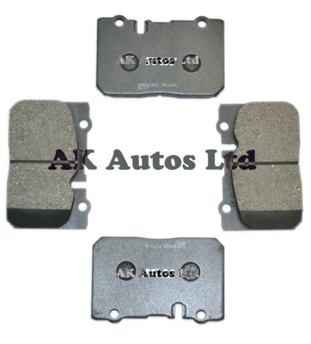 LEXUS LS400 4.0i V8 1UZ-FE 1994-2000  FRONT BRAKE PAD / PADS SET