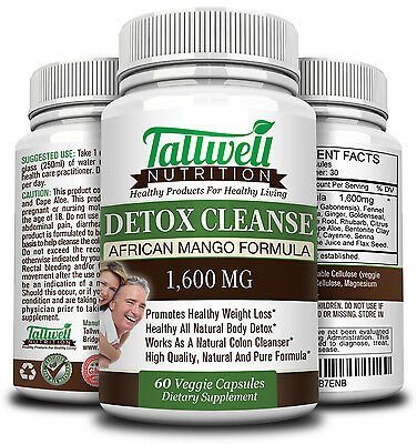 Detox & Colon Cleanse - Improve Your Body, Health and Lose W