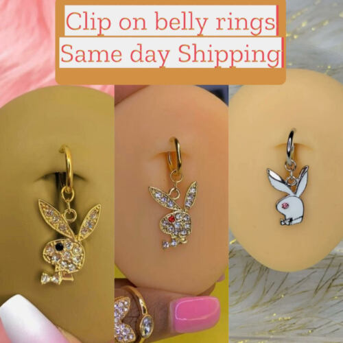 Clip On Belly Rings