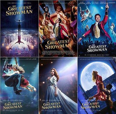 The Greatest Showman Movie Poster Hugh Jackman Art Print 13X20  24X36  32X48