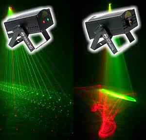 American DJ COMBO Micro Hypnotic & Micro 3d Laser package - - - NEW LOWER PRICE!