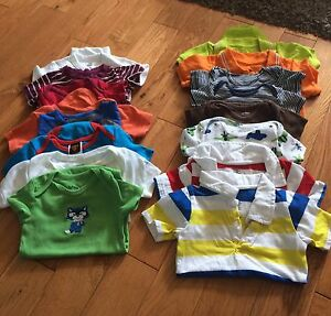12 Month boys summer clothes