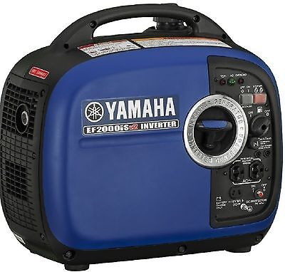 Rv Yamaha Ef2000isv2 2000 Watt Portable Generator - Ef2000is Ef2000