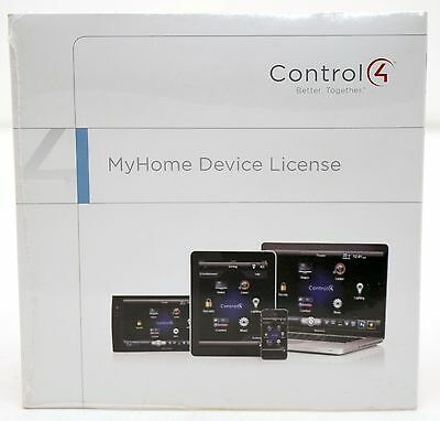 NEW SEALED Control4 C4-MyHome Device License for App manage control 4 tablet PC