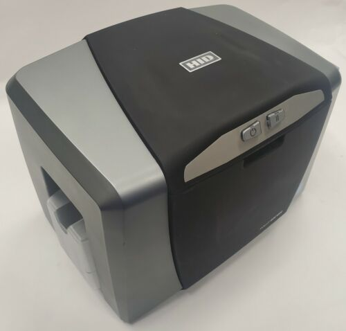 GENUINE FARGO DTC1000 ID CARD PRINTER TESTED WARRANTY