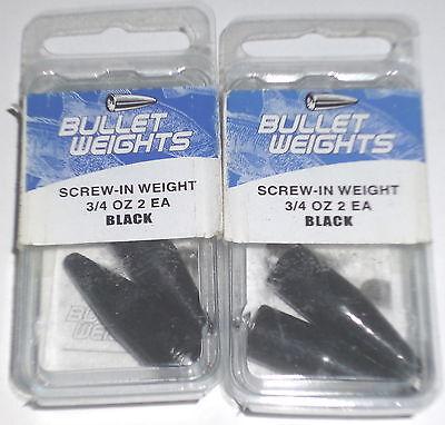 Bullet Weights BWM12 Worm Weights 1//2 oz Slip Sinkers 1000 Pack Fishing