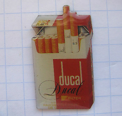 DUCAL / FILTER     .................Zigaretten Pin (109g)