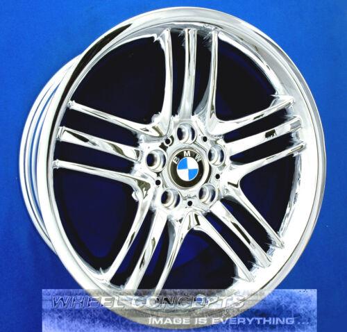 Bmw 745i 750i 760i 19 Inch Chrome Wheels Rims 745li 750li 745 750 760 Li I #89