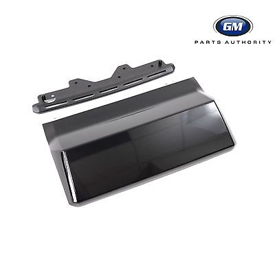 2015-2019 Chevrolet Tahoe Suburban Trailer Hitch Cover 23139222 Black OEM GM