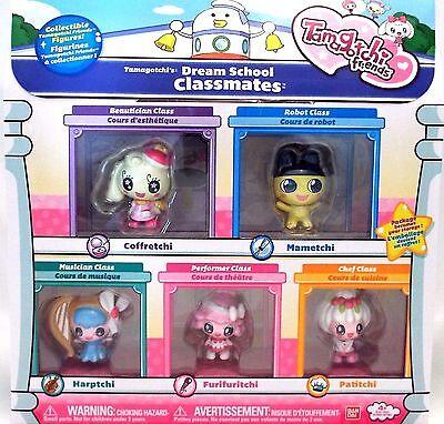 Tamagotchi Friends Tamagotchis Dream School Classmates Collectible Figures New