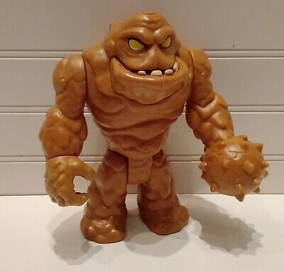 2018 Fisher Price Imaginext DC Super Friends Oozing Clayface Action Figure