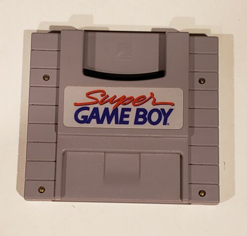 Super Gameboy Player SNES Super Nintendo TESTED - $26.70
