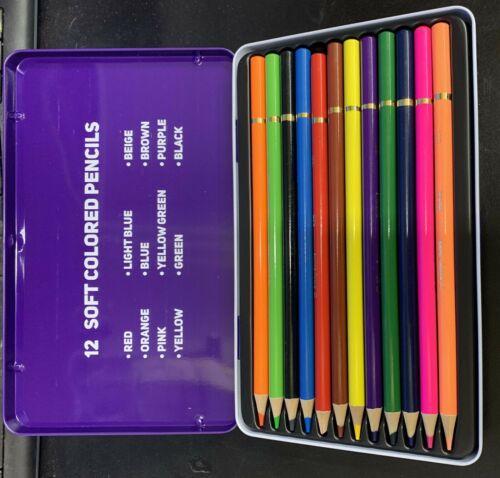 Biltoy Colors Premium Quality Colored Pencils, Assorted Colors, Set of 12