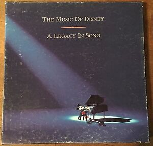 The Music of Disney - A Legacy In Song