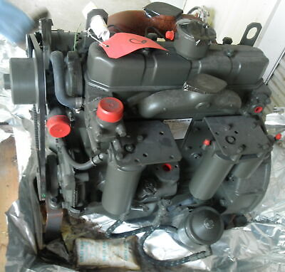 White Hercules D198er 4 Cylinder Diesel 2815-00-530-8742 D198erx51
