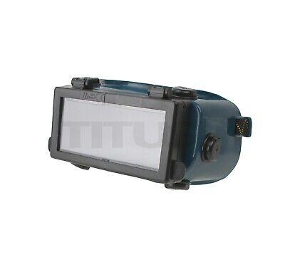 Welding Goggles Mask Ansi Z87.1 Flip Up Eye Protection Arc Tig Braze Ir Green 11