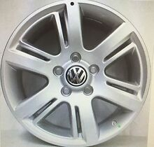 GENUINE 17 INCH VW AMAROK 2013 WHEELS Arncliffe Rockdale Area Preview
