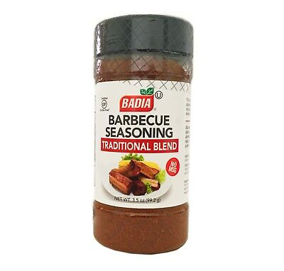 (3.5 oz-Jar/Barbecue/Seasoning/Ribs/BBQ/Meat/Traditional/Sazon/Carne/Cerdo/Kosher)