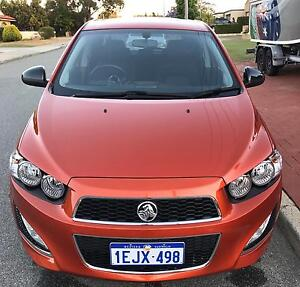 2013 Holden barina Rs turbo O'Connor Fremantle Area Preview