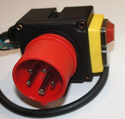 Schalter Geräteschalter 400V passend für STAHLMANN T8 Holzspalter