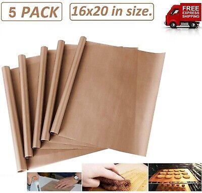 Teflon Transfer Sheets For Heat Press Non Stick Iron Resistant Reusable Craft