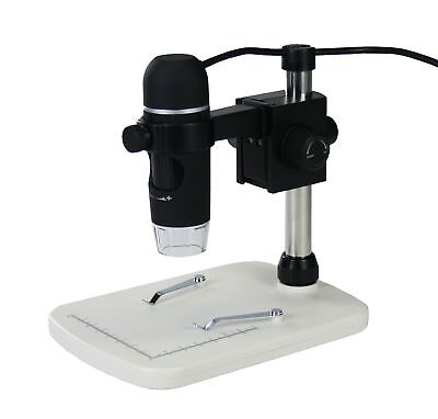 5.0mp Handheld Digital Camera With Stand Usb Microscope - S01-0803a