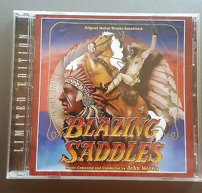 Blazing Saddles limited edition soundtrack La La Land Records. New.