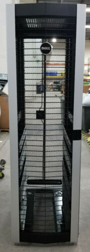 Dell 4220 42U Server Rack Enclosure w/ Doors & Side Panels LOCAL PICKUP ONLY!