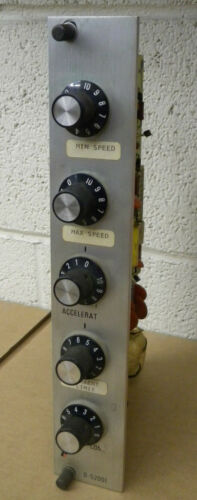 Reliance  0-52001 S2 Control Card 052001