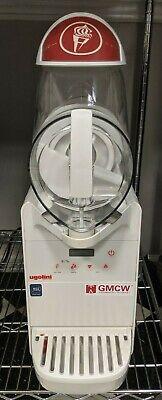 Gmcw Ugolini Minigel Affogoto Gelato Froyo Maker And Dispenser