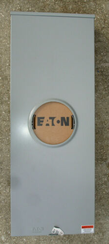 New Eaton Meter Socket 400 Amp 320 Single Phase 5 Terminal Bypass Ships Today