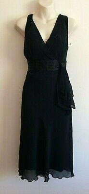SALE DRESSES.       SIZE 14   DEBENHAMS   Sheer  Black  Party (Debenhams Sales)
