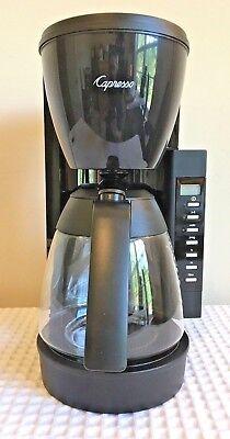 Jura Capresso CM200 10 Cups Coffee Maker  - Super Clean & Very Nice!