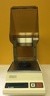 Cahn Ta4200 Model 10642b 200g Limit 0.1 Mg Resolution Analytical Balance