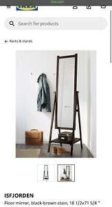 Brand New IKEA Isfjorden Standing Mirror