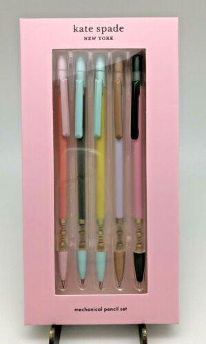 Kate Spade Mechanical Pencil set Colorblock