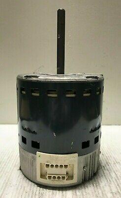 Genteq 5sme39hxl3031 Ecm 3.0 Blower Motor 12hp 120240v 1050rpm 101564-01 Mb836