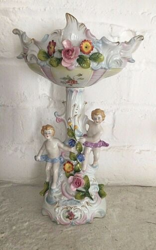 German porcelain figurine vintage