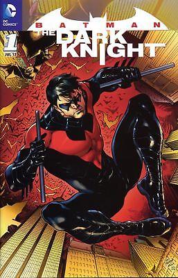 Dark Night Batman (BATMAN-THE DARK KNIGHT (2012-2014) deutsch #0,1-31 + lim.Variant´s NIGHTWING  )