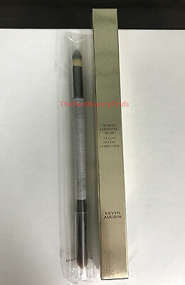 Kevyn Aucoin The Duet Concealer Brush #50026 - NEW IN BOX! SAME DAY SHIPPING!