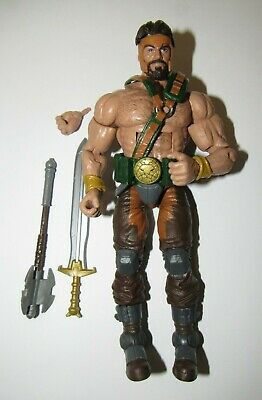 "Marvel Legends 6"" scale figure Hercules Thanos series loose excellent"
