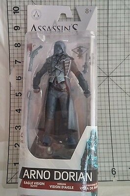 Assassin's Creed Arno Dorian Eagle Vision Action Figure Series 4 McFarlane Toys