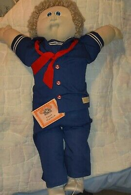 1978 1983/84 the little People Cabbage Patch Kids Xavier Roberts Soft sculpture