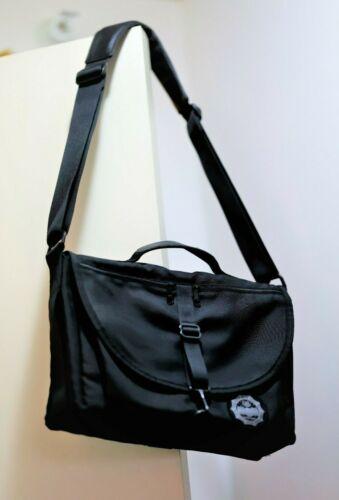 Domke F-803 WHNPA Limited Edition Black Satchel Bag(Very Rare)