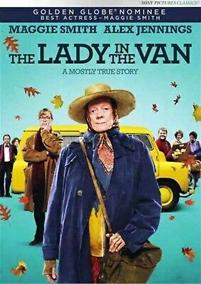 The Lady In The Van   Pre Owned Ex Library