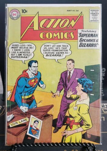 Action Comics #264