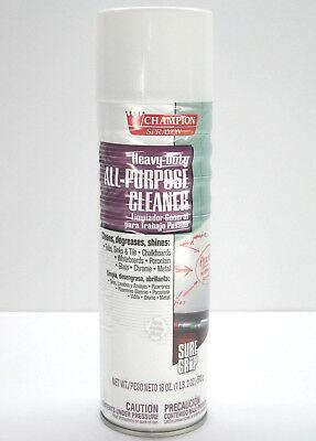 Chase Champion All-purpose Cleaner Bathroom Kitchen Tile Ceramic Glass Chrome
