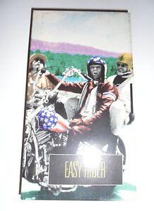VHS Easy Rider Dennis Hopper Peter Fonda Jack Nicholson Phil Spector Bikers Moto - Italia - VHS Easy Rider Dennis Hopper Peter Fonda Jack Nicholson Phil Spector Bikers Moto - Italia
