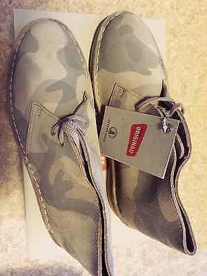 Clarks Desert 203589863 Damen Desert Boots