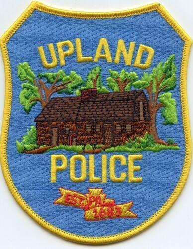 UPLAND PENNSYLVANIA PA POLICE PATCH